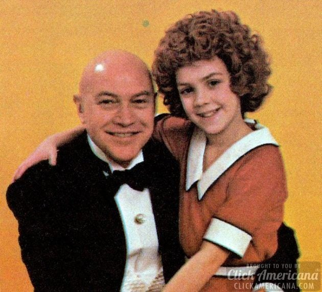 Annie takes Broadway (1977)