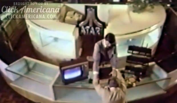 Early Atari 2600 TV commercials (1977 & 1978) - Click Americana