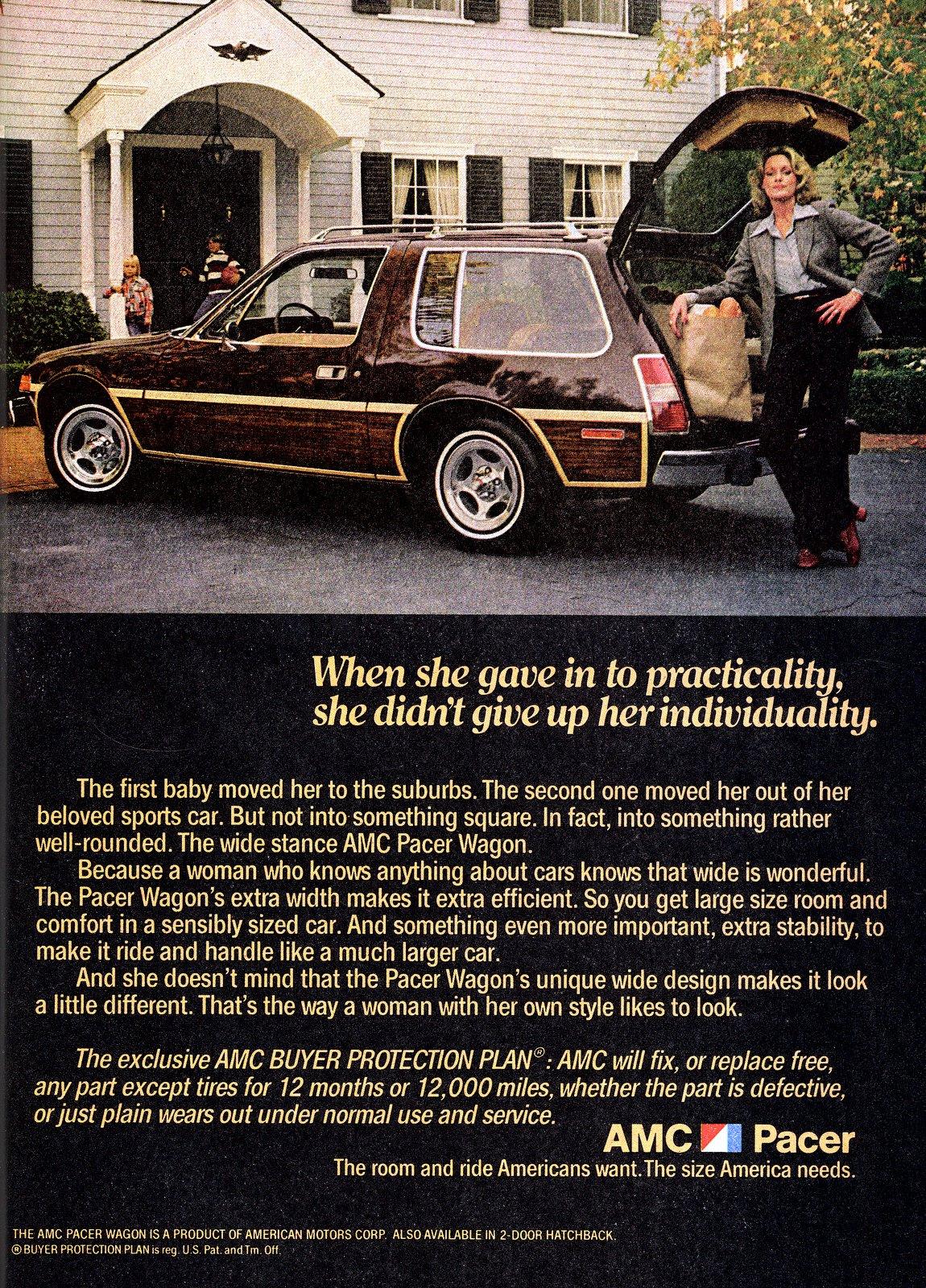 1978 AMC Pacer Wagon - American Motors