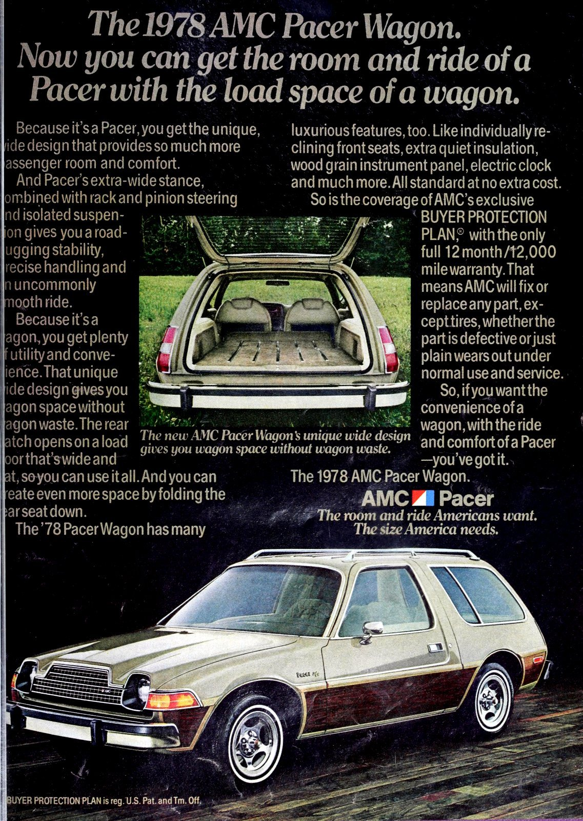 1978 American Motors Pacer Wagon