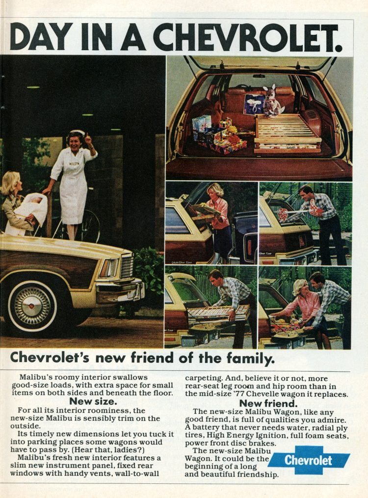 1978 Chevrolet station wagons (1)