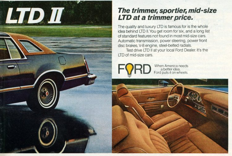 1978 Ford LTD II classic cars (1)