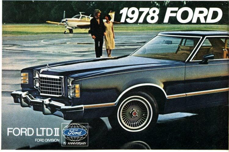 1978 Ford LTD II classic cars (2)