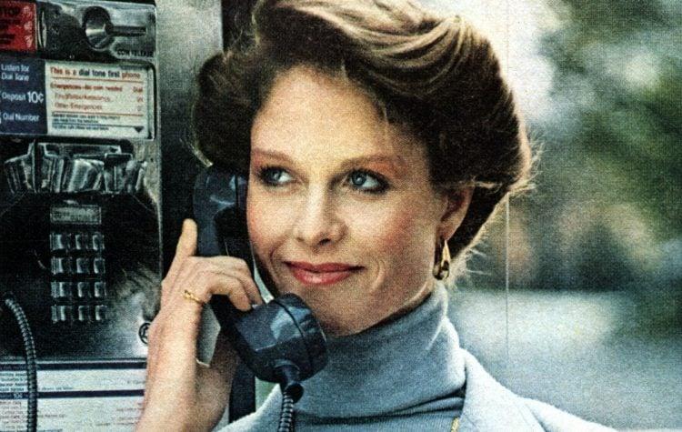 1978 - Pay phone