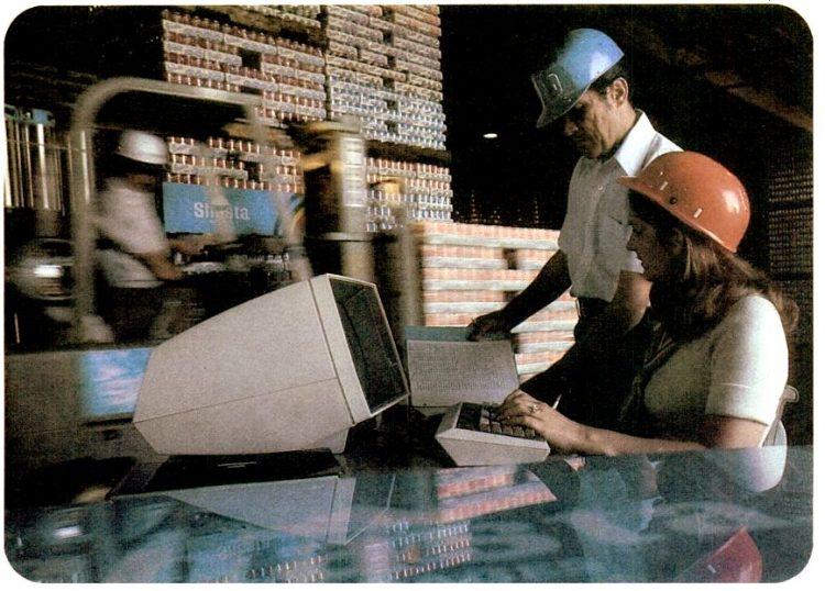 1978 Shasta soda factory