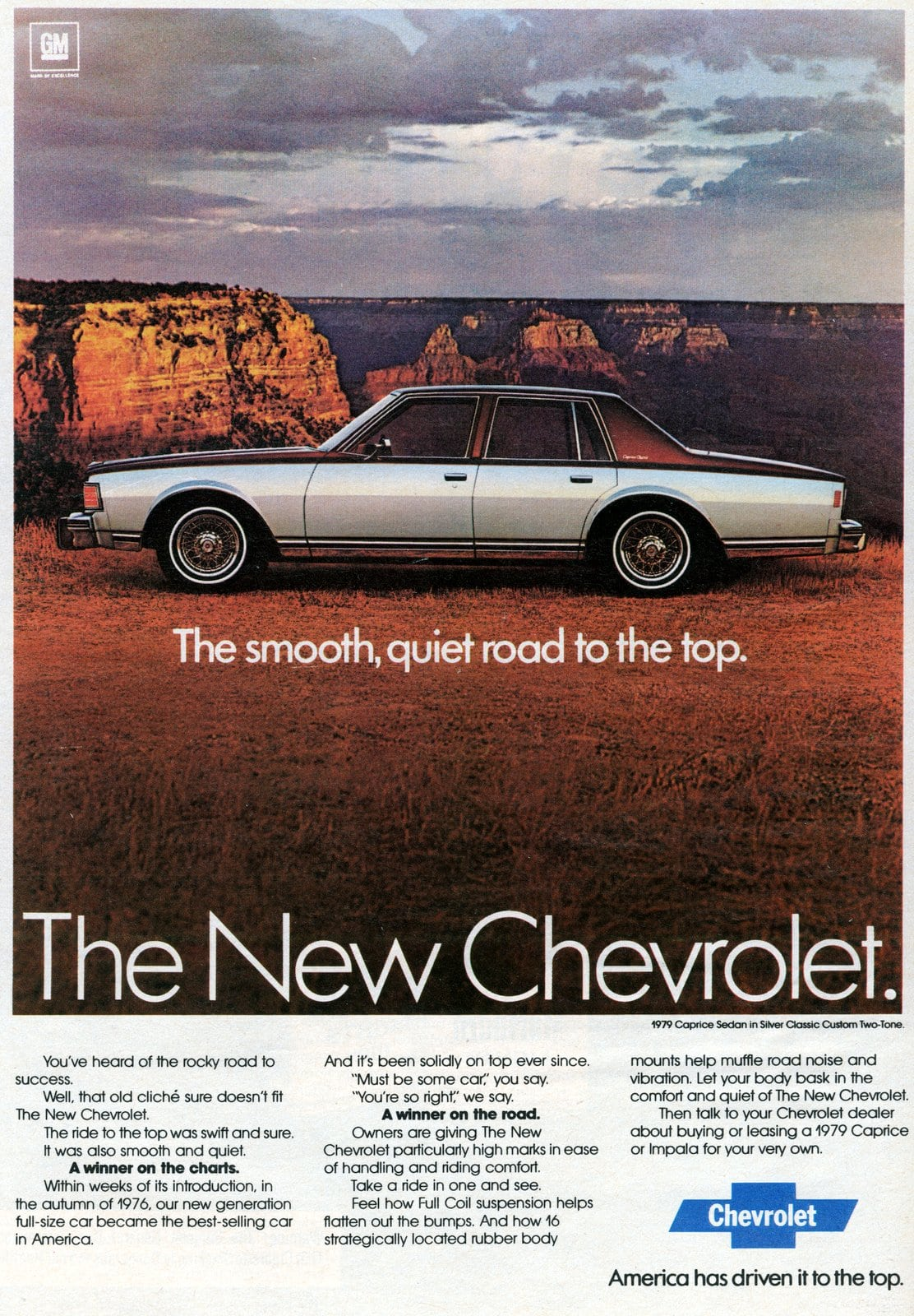 1979 Chevrolet Caprice Sedan