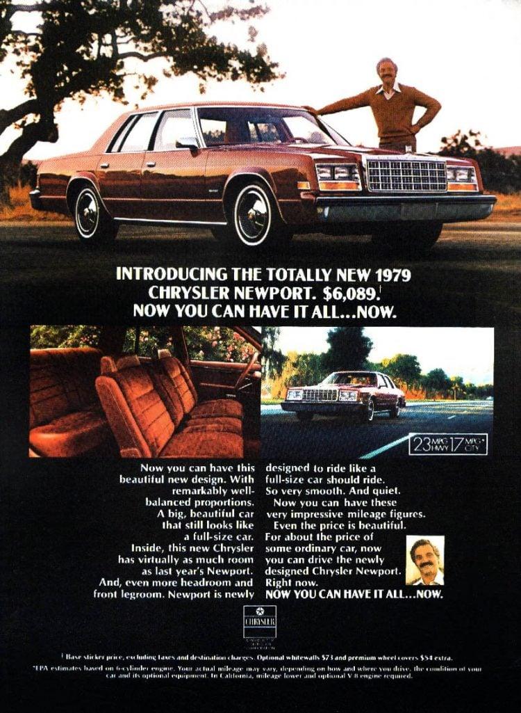 1979 Chrysler Newport