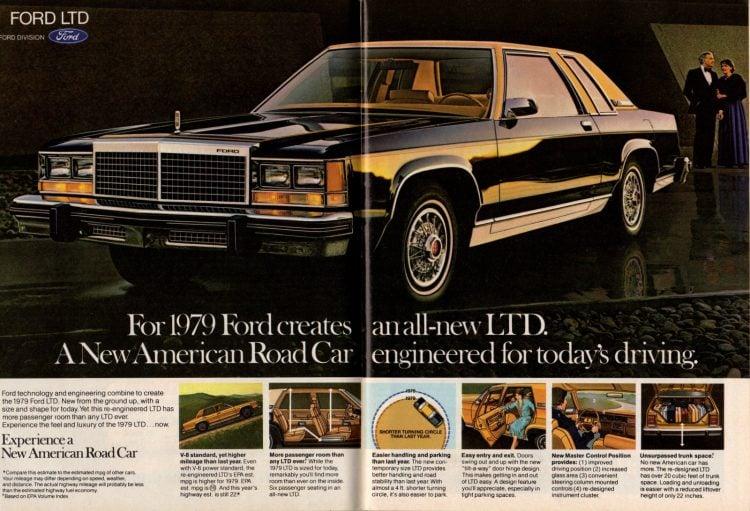 1979 Ford LTD classic car