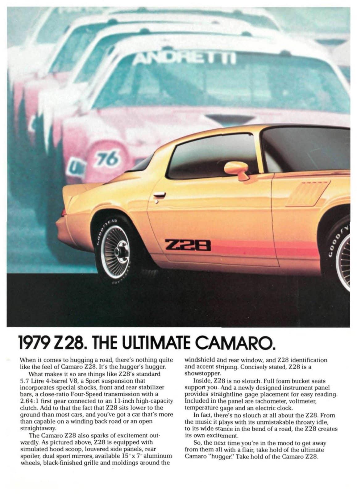 1979 Z28 - The Ultimate Camaro (1)