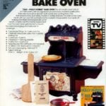 Holly Hobbie Bake Oven from Coleco (1980)