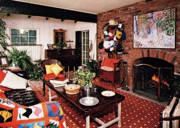 1980s home of Gary Collins and Mary Ann Mobley (4)