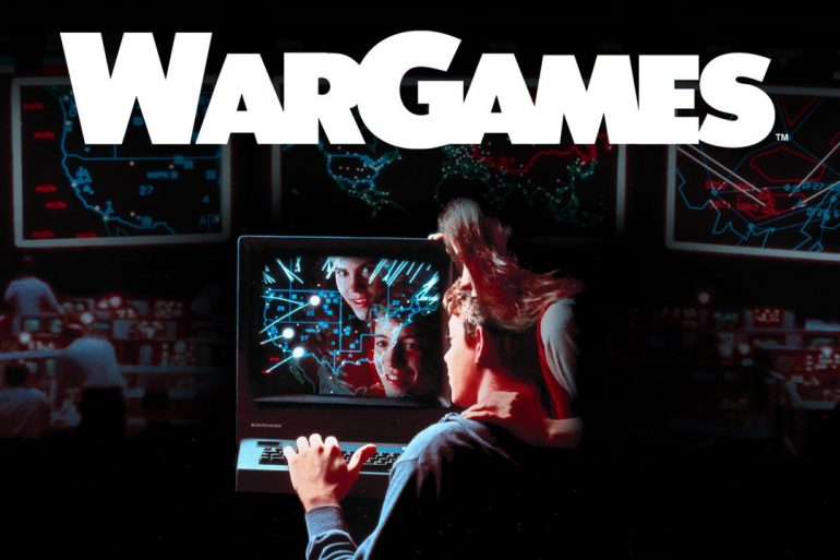 1980s movie War Games