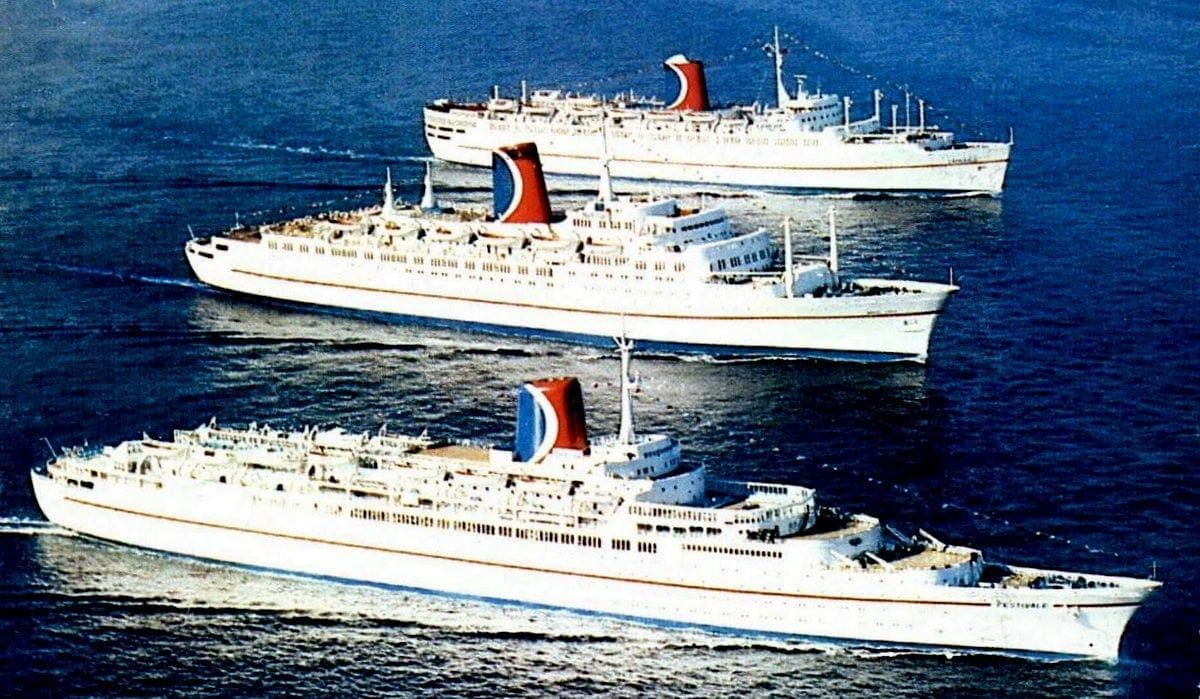 1981 Carnival cruise ships
