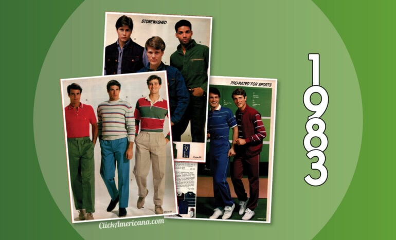 89ec9d2f4d629 Casual  80s menswear from the 1983 JC Penney catalog - Click Americana