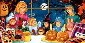 Brach's candy for Halloween 1984