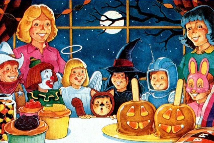 Brach's candy for Halloween 1984
