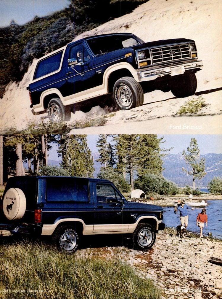1985 Vintage Ford Eddie Bauer