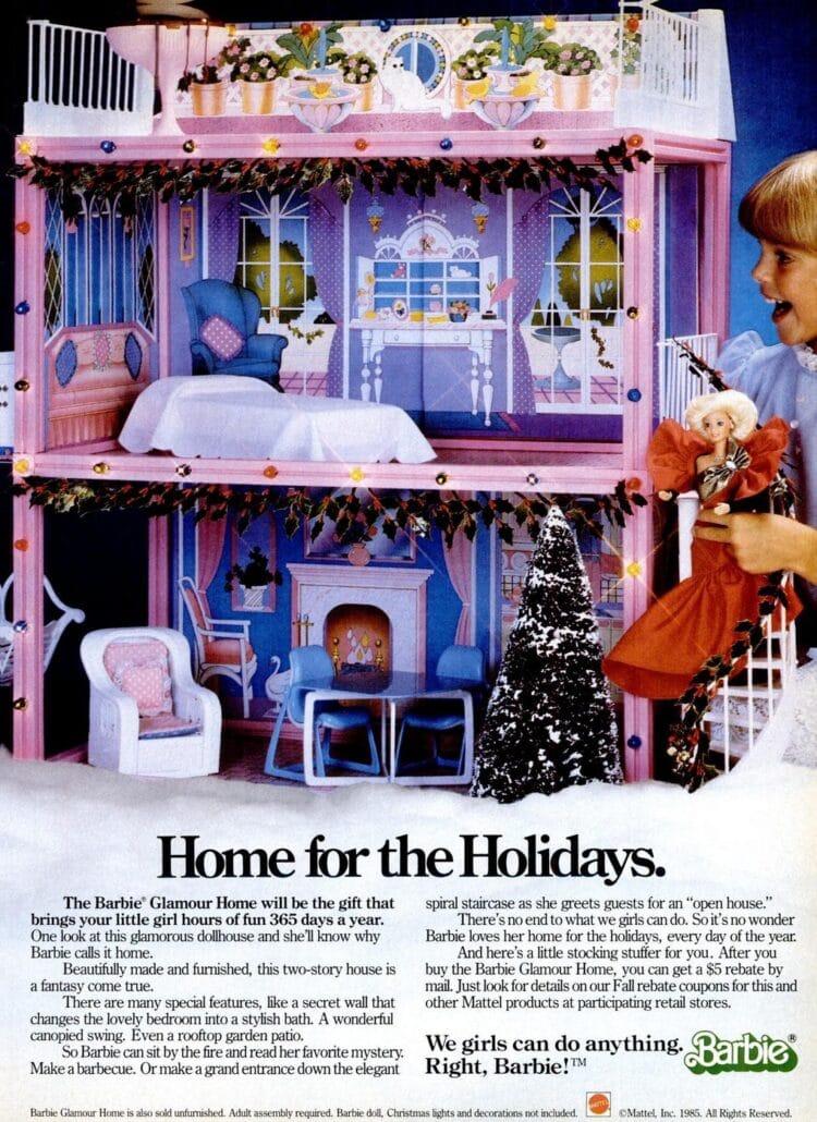 Barbie and beyond: Vintage Barbie & Ken dolls, friends, dollhouses ... | 1030x750