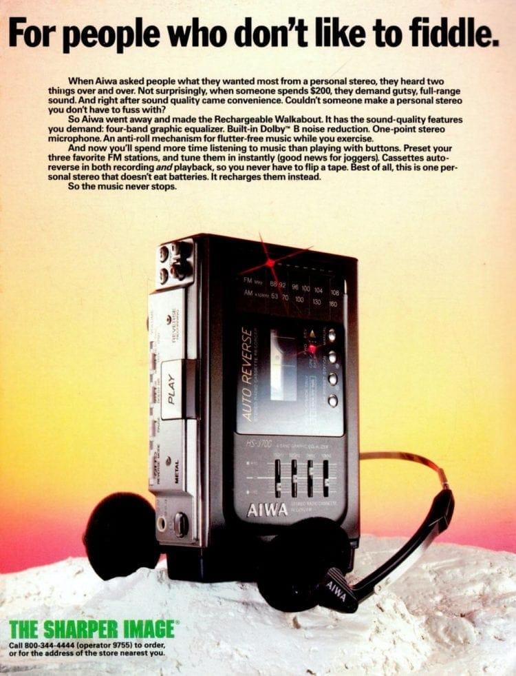 1988 Walkman