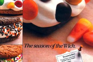 1989 Halloween Treatwiches recipe