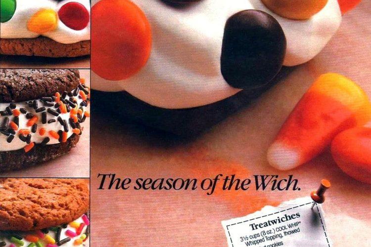 1989 Halloween Treatwiches recipe