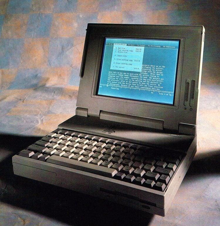 1990 Compaq LTE 386-20