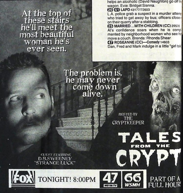 1996 Tales from the Crypt