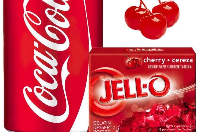 2 ways to make Cheery Cherry Coke Salad with gelatin (1960s)
