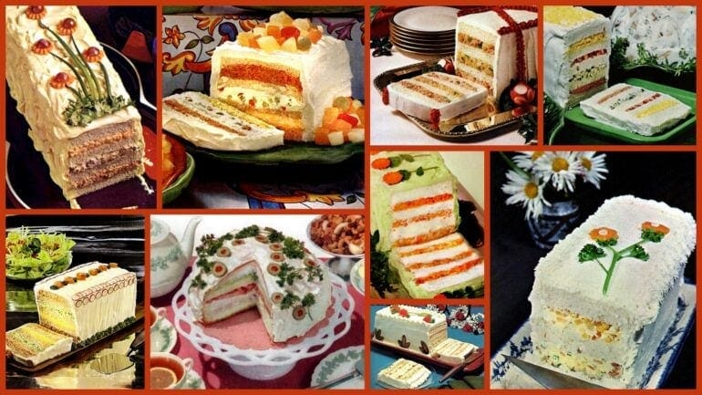 20 frosted party sandwich loaf recipes you won't want to make at home