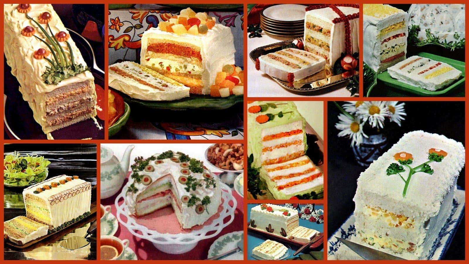 20 frosted party sandwich loaf recipes to make    or avoid