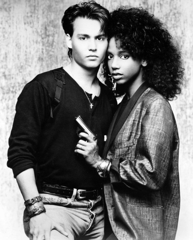 21 Jump Street TV series Going undercover with Johnny Depp and Holly Robinson-Peete