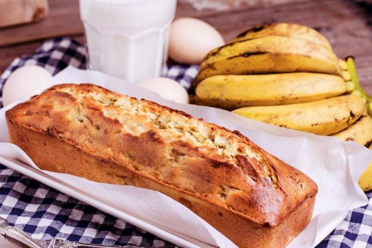 Banana bread - 24 ways to serve bananas