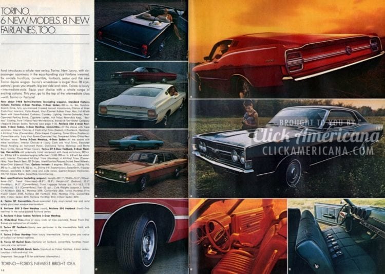 Classic car buyer's guide: Better ideas for '68 Fords