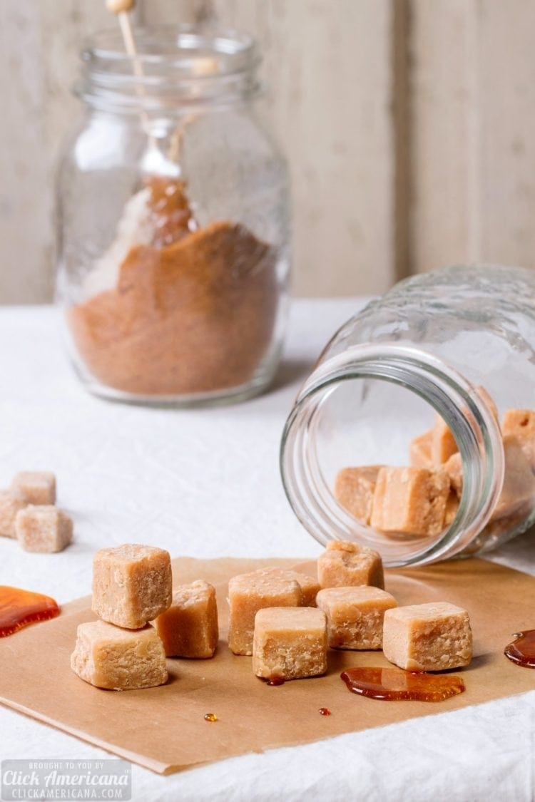 3 amazing homemade fudge recipes, minus the chocolate (1970)