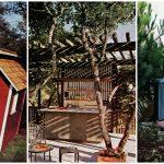 3 bright ways to make a backyard add to family fun (1965)