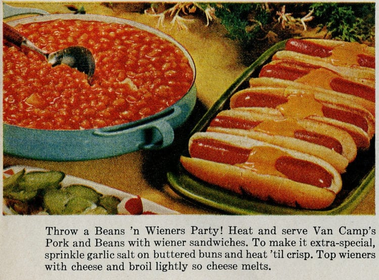 3 ways to enjoy franks and beans