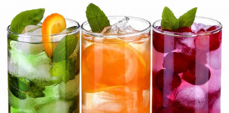30 fun & fruity non-alcoholic drink recipes (1919)