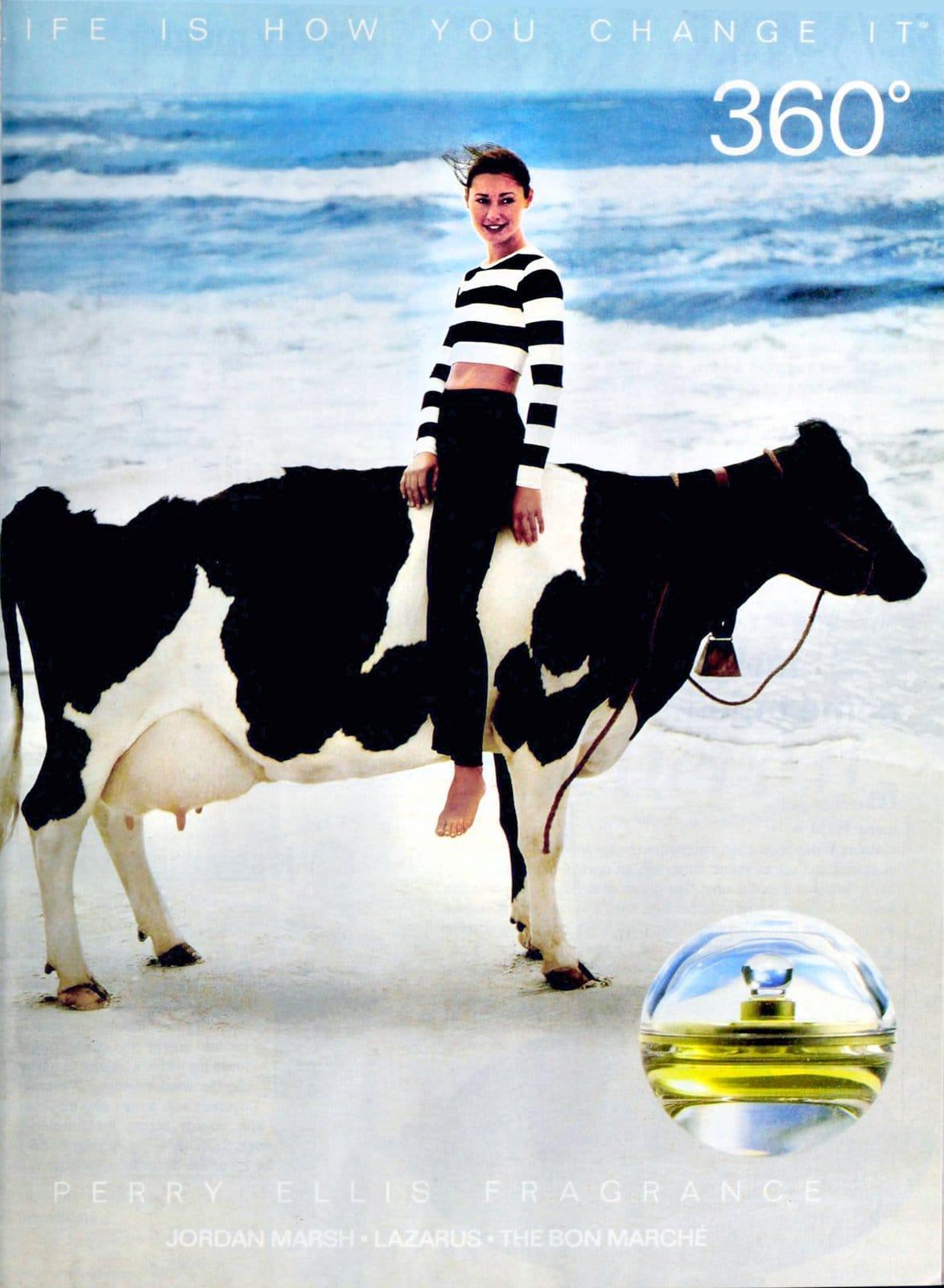360 vintage fragrance from Perry Ellis (1993) at ClickAmericana com