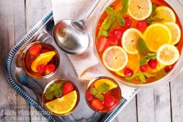 37 cool, non-alcoholic drinks for an old-fashioned punchbowl