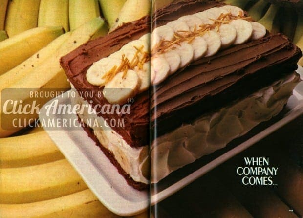 4 Quick party cakes to customize-1969