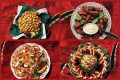 4 retro snack appetizer recipes made with Hidden Valley Ranch dressing mix (1987)