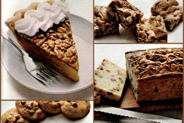 4 wonderful walnut recipes from 1978