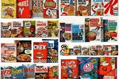 40 favorite vintage breakfast cereals from the '60s (1967)