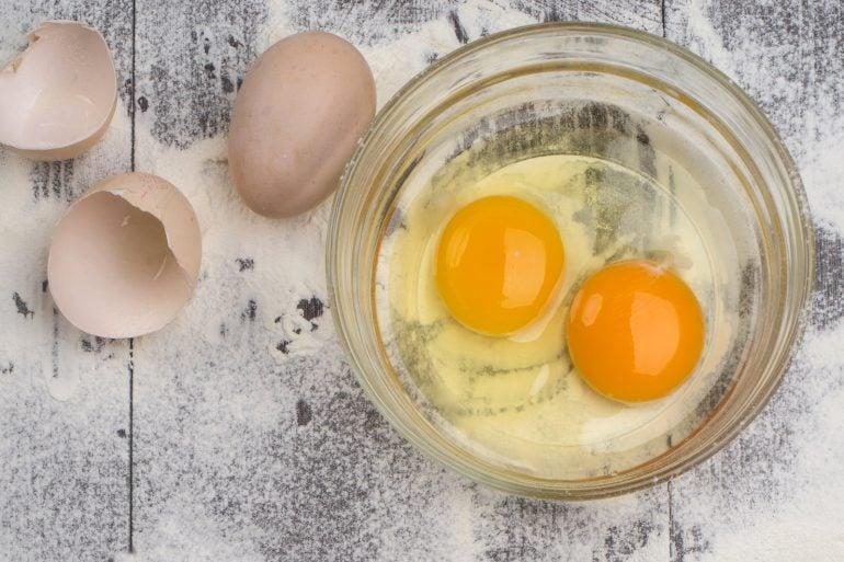 41 classic egg recipes (1912)