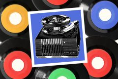 45 RPM record players