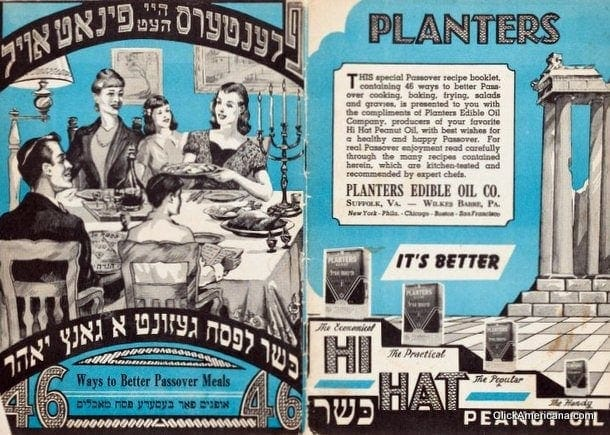 46 ways to better Passover meals (1948)