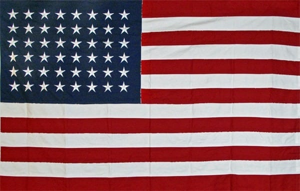 what do the 50 stars on the us flag stand for