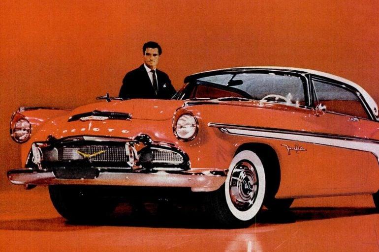 55 DeSoto car