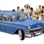 '56 Chevy See the huge Chevrolet cars & station wagons