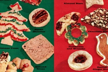 6 of the best classic Christmas cookies, kitchen-tested in 1956